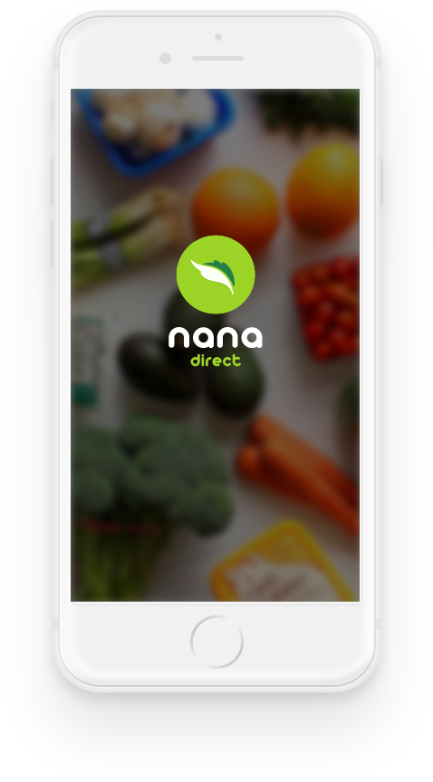 Nana Direct - Grocery Shopping & Delivery Service